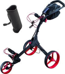Big Max IQ+ Golf Trolley Black/Convenient Muziker Set