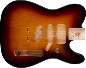 Fender Deluxe Series Telecaster SSH Sunburst