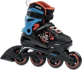 Rollerblade Thunder Black/Red 210