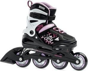Rollerblade Thunder G Black/Lilac