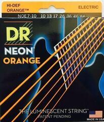 DR Strings Neon Hi-Def NOE7-10