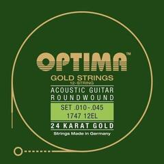 Optima 1747 12EL 24K Gold Acoustics