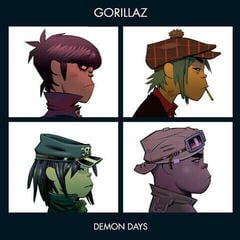 Gorillaz Demon Days (Vinyl LP)