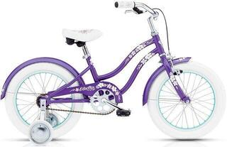 Electra Hawaii Kids 1 16'' Purple Metalic