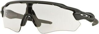 Oakley Radar EV Path Steel/Clear Black Iridium Photochromic