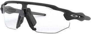 Oakley Radar EV Advancer Matte Black/Clear Black Photochromic