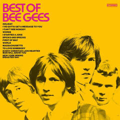 Bee Gees Best Of Bee Gees (Vinyl LP)