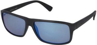 Serengeti Claudio Matte Black/Mineral Polarized Blue