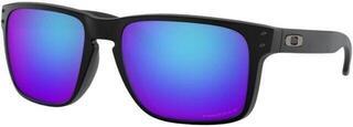 Oakley Holbrook XL Matte Black/Prizm Sapphire Polarized