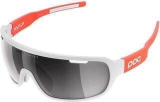 POC DO Blade AVIP Hydrogen White/Zink Orange Violet/Light Silver Mirror