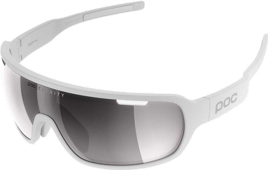 POC DO Blade Hydrogen White Violet/Silver Mirror