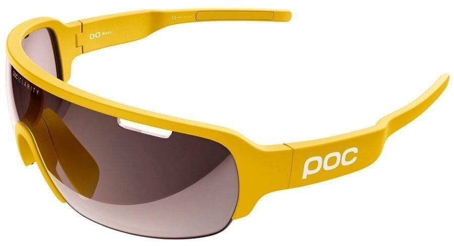POC DO Half Blade Extra Lens Sulphite Yellow Brown/Silver Mirror