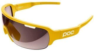POC DO Half Blade Extra Lens Sulphite Yellow Brown/Silver Mirror