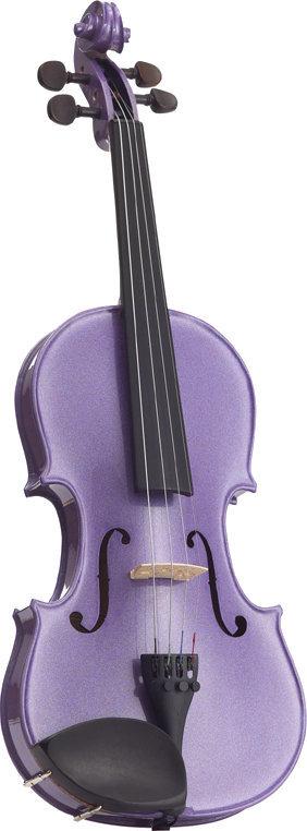 Stentor Violin 1/2 HARLEQUIN Deep Purple Stentor