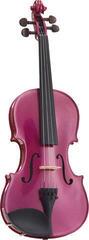 Stentor Violin 4/4 HARLEQUIN Raspberry Pink