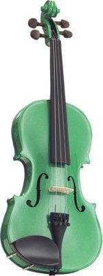 Stentor Violin 1/2 HARLEQUIN Sage Green