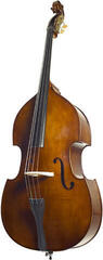 Stentor Double Bass 3/4 Student II Matt Varnish