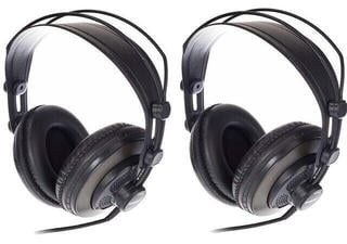 Samson SR850 Studio Reference Headphones 2-pack