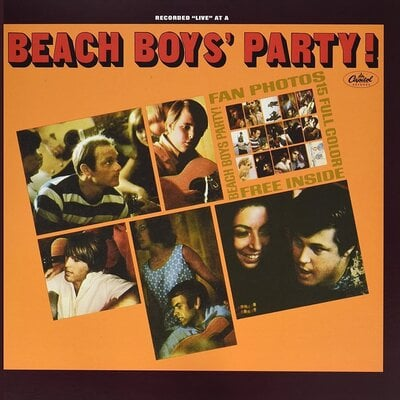 The Beach Boys The Beach Boys' Party! (Mono) (Vinyl LP)