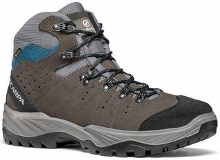 Scarpa Mistral Gore Tex Smoke/Lake Blue
