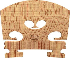Teller 405.002 Standard Series Violin Bridge 3/4