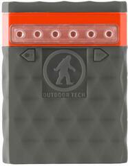 Outdoor Tech Kodiak 2.0 Powerbank Gray and Orange