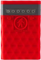 Outdoor Tech Kodiak Plus 2.0 Powerbank Red