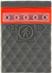 Outdoor Tech Kodiak Mini 2.0 Powerbank Gray and Orange