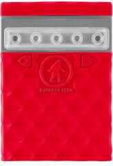 Outdoor Tech Kodiak Mini 2.0 Powerbank Red