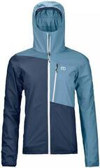 Ortovox 2.5L Civetta Womens Jacket Blue Lake