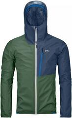 Ortovox 2.5L Civetta Mens Jacket Green Forest