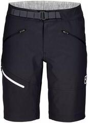 Ortovox Brenta Womens Shorts Black Raven