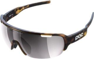 POC DO Half Blade Clarity Tortoise Brown-Violet/Silver Mirror (B-Stock) #928105