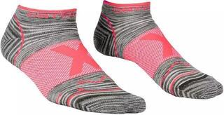 Ortovox Alpinist Low Womens Socks Grey Blend 42-44