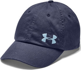 Under Armour Cotton Golf Cap Blue Ink OSFA