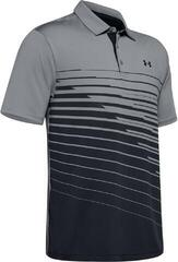 Under Armour Playoff 2.0 Mens Polo Shirt Steel