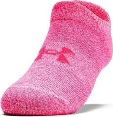 Under Armour Essential Womens Low Socks Exuberant Pink