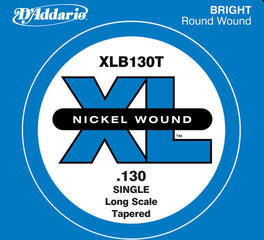 D'Addario XLB130T Single Bass String
