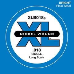 D'Addario XLB018P Single Bass String