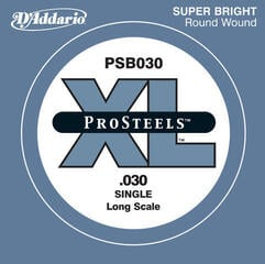 D'Addario PSB030 Single Bass String