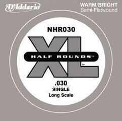 D'Addario NHR030 Single Bass String