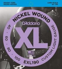 D'Addario EXL 190