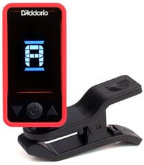 D'Addario Planet Waves CT-17 Eclipse Tuner Red