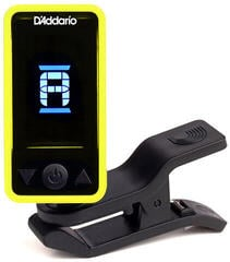 D'Addario Planet Waves CT-17 Eclipse Tuner Yellow