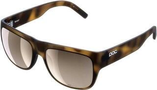 POC Want Tortoise Brown-Brown/Silver Mirror