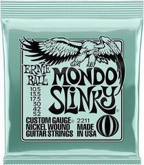 Ernie Ball 2211 Mondo Slinky Nickel Wound