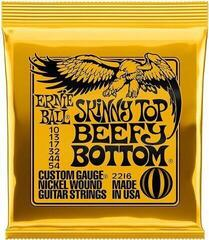 Ernie Ball 2216 Skinny Top Beefy Bottom Slinky Nickel Wound