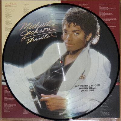 Michael Jackson Thriller (Picture Disc LP)