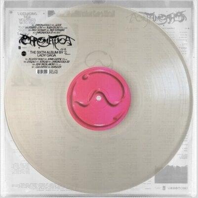 Lady Gaga Chromatica (Coloured Milky Clear) (Vinyl LP)