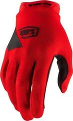 100% Ridecamp Gloves Red